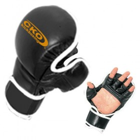 CKO MMA Sparring Gloves #2025 BLW