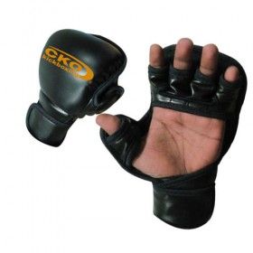 CKO MMA Sparring Gloves #2031 BLK