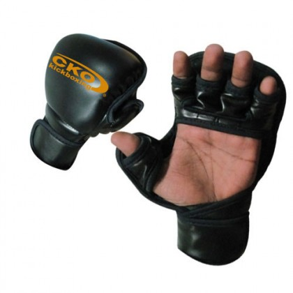CKO MMA Sparring Gloves #2031 BLK