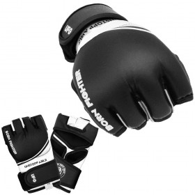 MMA Gloves SP White