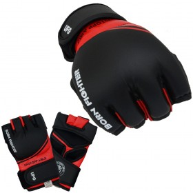 MMA Gloves SP B/R