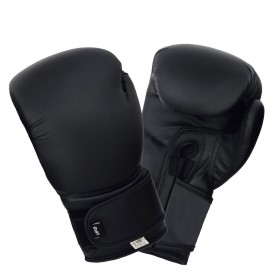 UFG Boxing Gloves Black