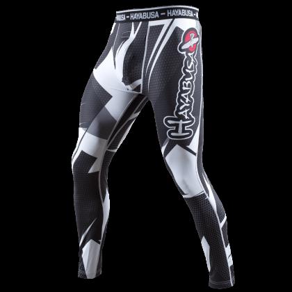 Metaru 47 Silver Compression Pants