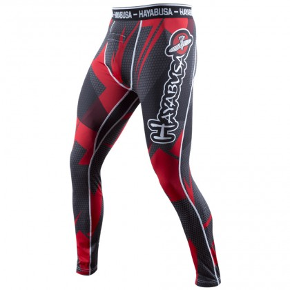 Metaru 47 Silver Compression Pants