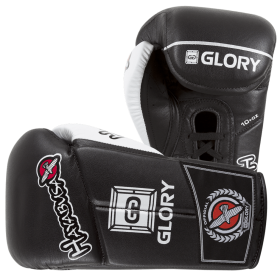 Glory 10oz Plus Lace Gloves - Black