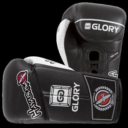 Glory 10oz Plus Lace Gloves - Black