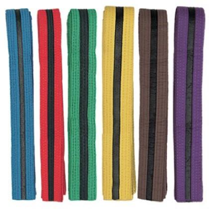 Black Stripe Belts #1940
