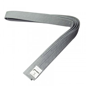 Karate Belt Grey