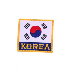 Korea Flag P1102