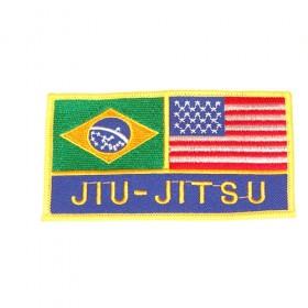 Flag Brazil/USA P1517