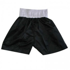 Boxing Short Black # 2200