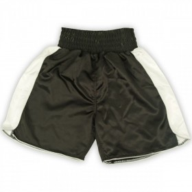 Boxing Short Black / White