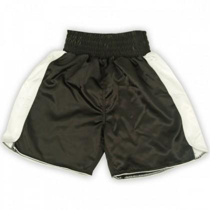 Boxing Short Black / White