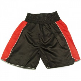 Boxing Short Black / Red