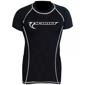 Rank Rashguards Half Sleeve Black