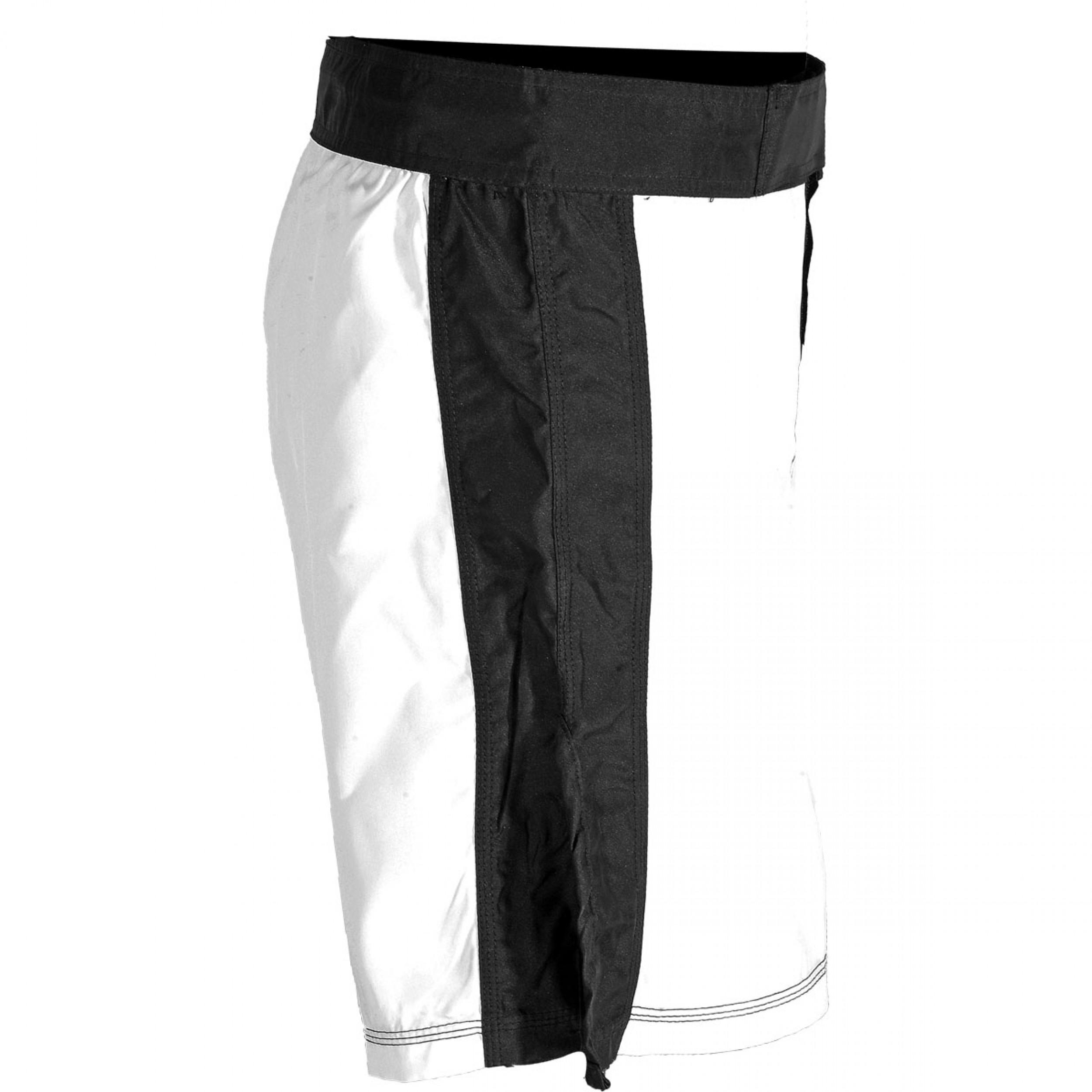 MMA WHITE Short #6001