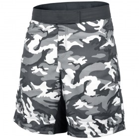 MMA Shorts Camofladge Gray # 6011
