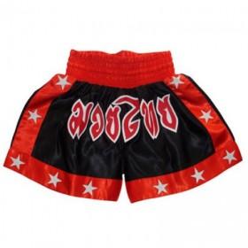 Black/Red Thai Short #3050