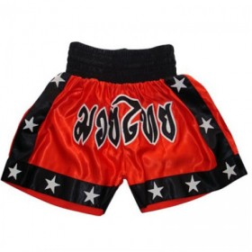 Red/Black Thai Short #3060