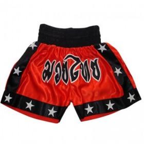 Red/Black Thai Short #3060
