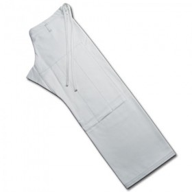 BJJ Pant 10-OZ White
