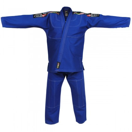 Competition Gi Blue #1885
