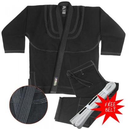 Econo Jui-Jitsu Gi's Black # 1976