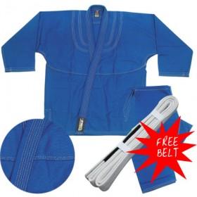 Econo Jiu-Jitsu Gis Blue # 1978