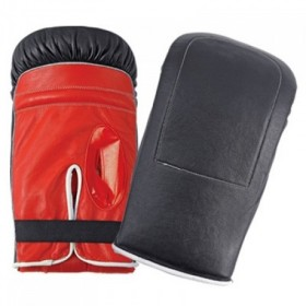 Punching Bag Mitt G/Leather # 2131