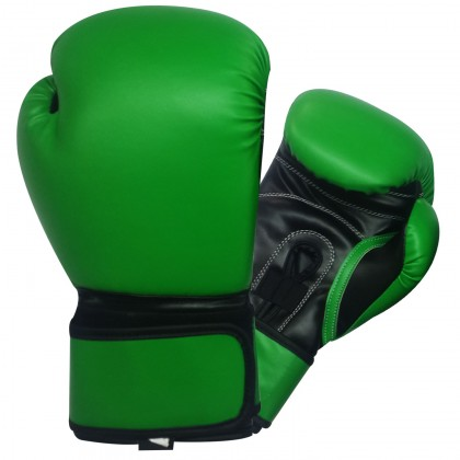 Boxing Gloves Green / Black