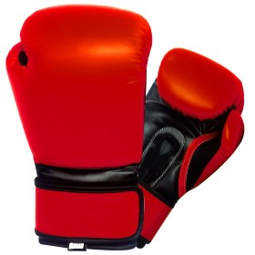 Boxing Gloves Black / Red