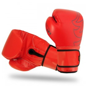 Boxing Gloves With Strap