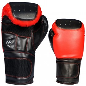 Boxing Gloves Red & Black # BW 19