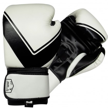 Boxing Gloves Black / White