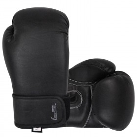 PMG Boxing Gloves (All Black)