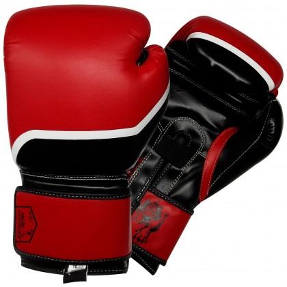 Boxing Gloves Black / Red