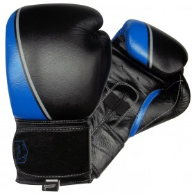 Pro Training Gloves  (INS Technique) Black / Blue