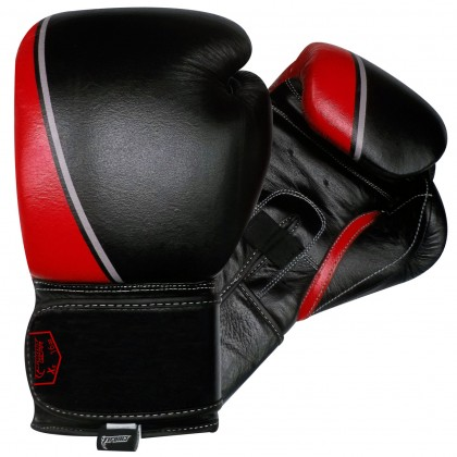 Pro Training Gloves (INS Technique) Black / Red