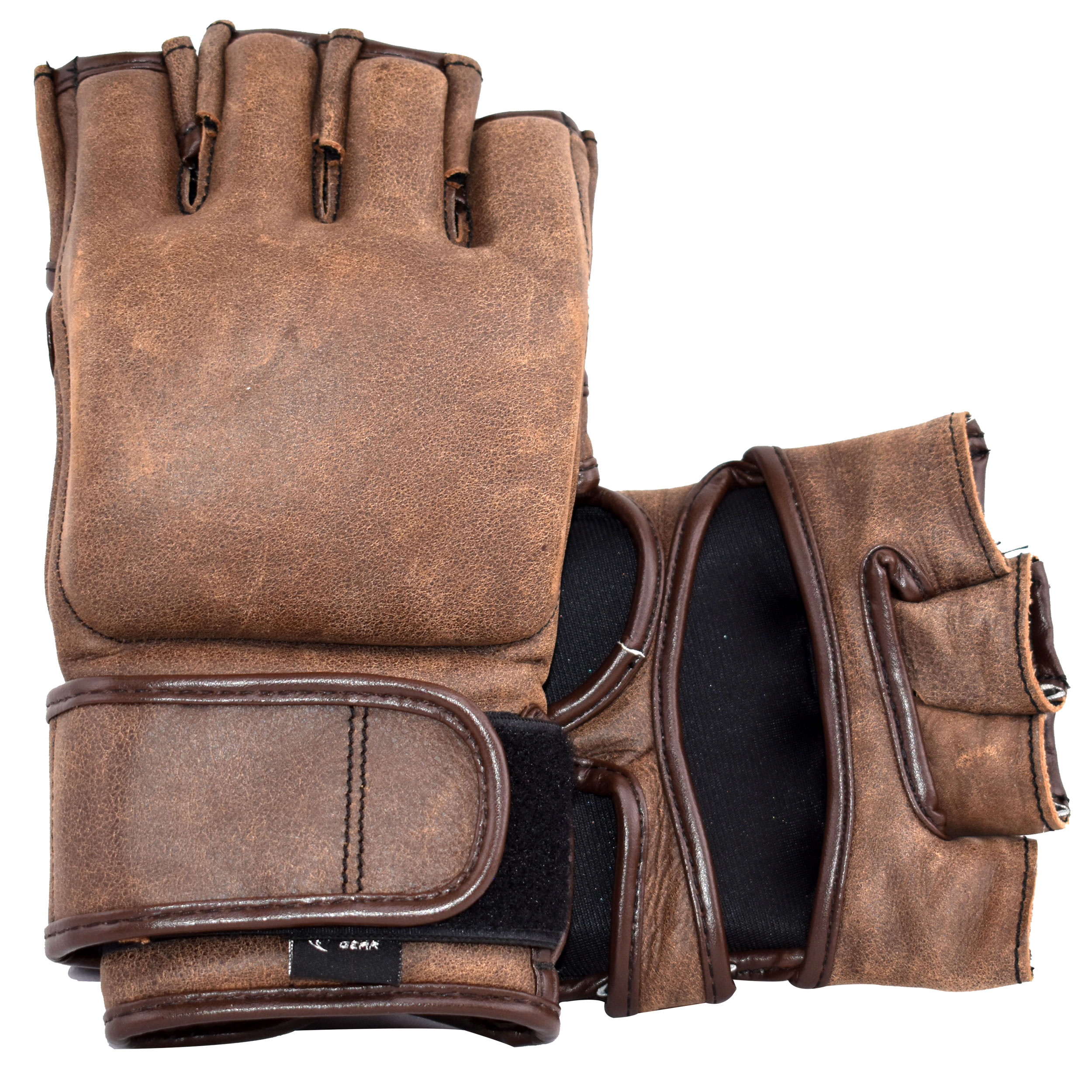 Image result for leather fighting gloves