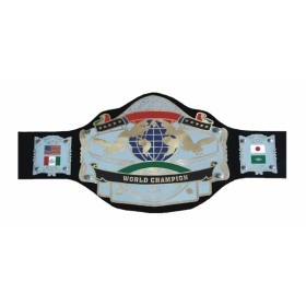 Championship belt Belt with Flags