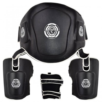 Belly Thigh Pad Combo