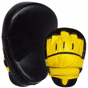 Focus Pad G/Leather Black / Yellow