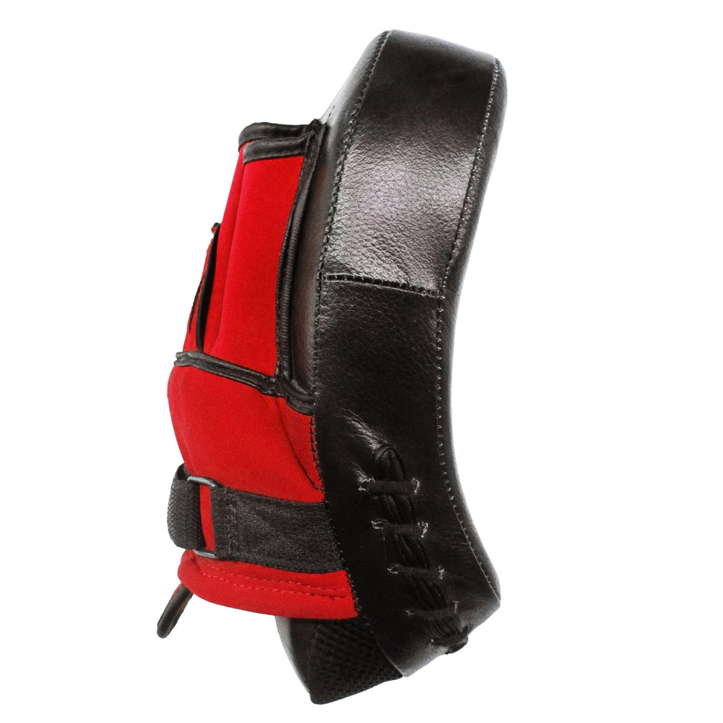 Focus Pad G/Leathe Black / Red
