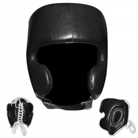 Head Guard Black