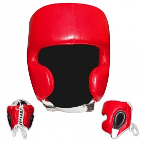 Head Guard Red