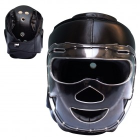 Head Guard w/Clear Cage #2520