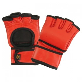 Fight Gloves Red