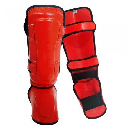 Grappling Shin Instep Red 2091