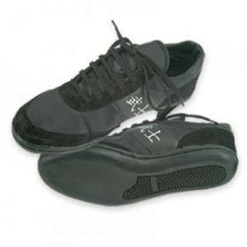 Warrior Shoes Black #2950