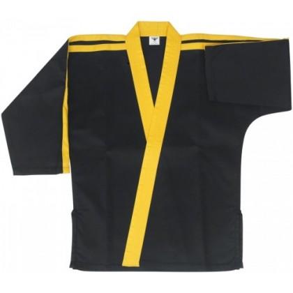Team Uniform Coat Open Yellow # 1440